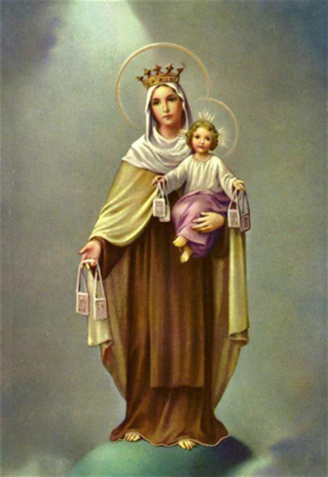 Nuestra Señora del Carmen | Reina del Cielo