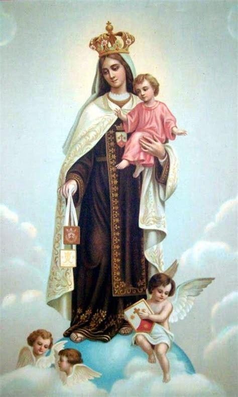 Nuestra Señora del Carmen – 16 de Julio – En mi camino ...