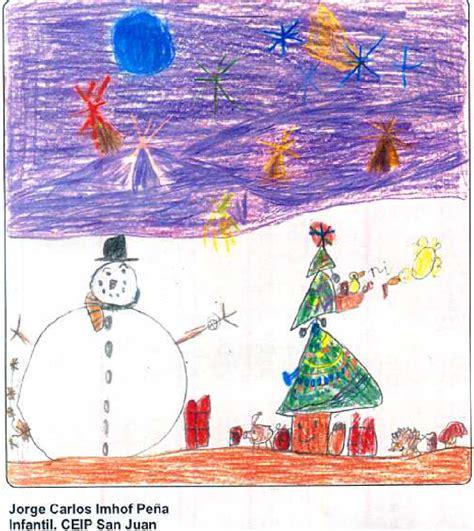 Nuestro ganador del Concurso de dibujos de Navidad. – CEIP ...