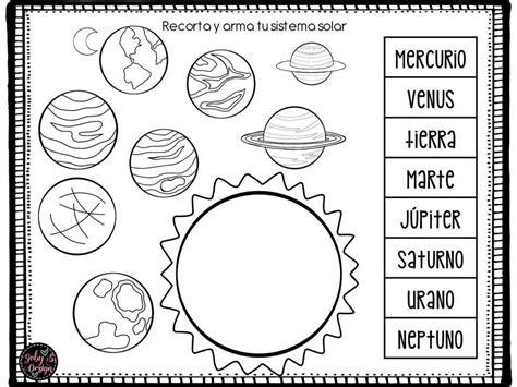 Nuestro Sistema Solar  6    Imagenes Educativas