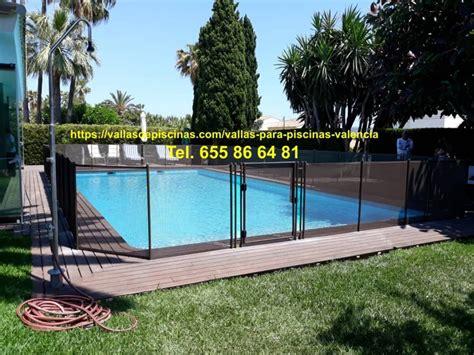 Nuestros trabajos | Vallas de piscinas