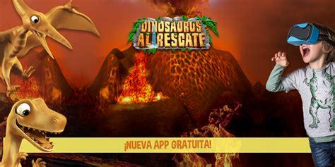 ¡Nueva App Dinosaurus al Rescate! - Dinosaurus