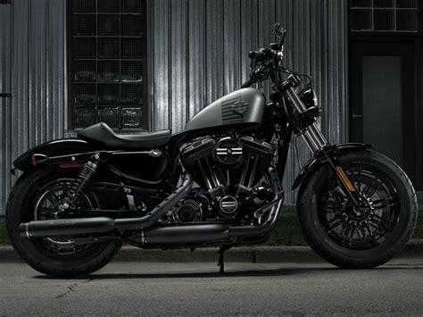 Nueva Harley Davidson Forty Eight.