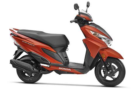 Nueva Honda Grazia 125 cc Scooter - Motor y Racing