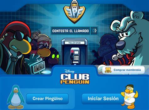 ¡Nueva Pantalla de Inicio!   ..:::Club Penguin Extreme:::..