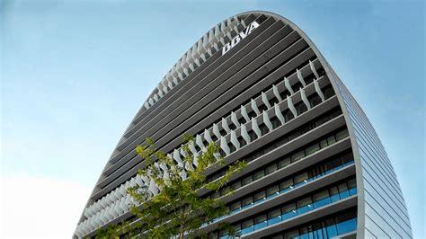 Nueva sede BBVA en Madrid   Edificio  La Vela  en Las ...