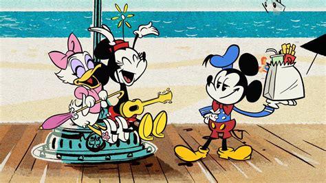 Nueva serie de cortos de Mickey Mouse – arahij.net