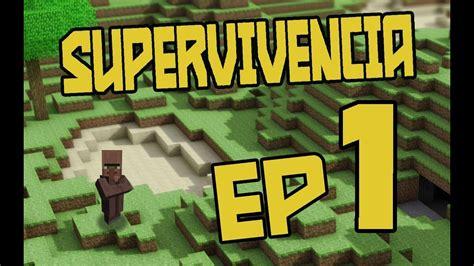 Nueva serie de supervivencia MINECRAFT 1.4.2 - YouTube