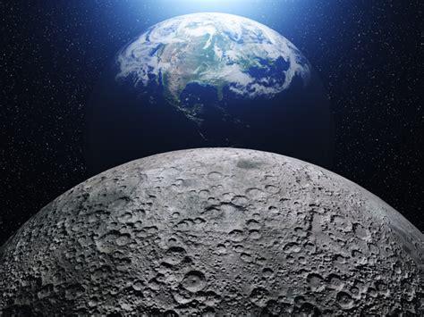 Nueva teoría sobre el origen de la Luna