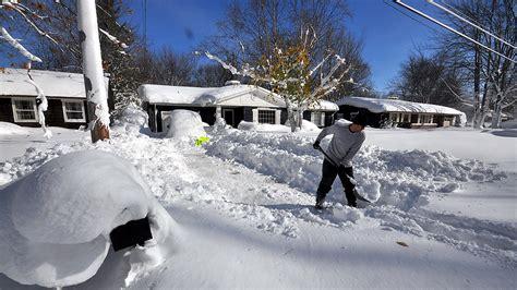 Nueva York decreta el estado de emergencia por un temporal ...