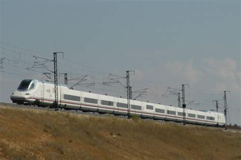 Nuevas frecuencias de trenes AVE entre Valencia y Madrid ...