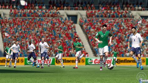 Nuevas imágenes del juego del Mundial 2010   Imagen 5 ...