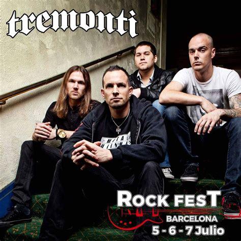 Nuevas incorporaciones en el ROCK FEST BARCELONA 2018