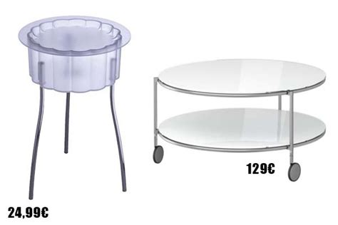 Nuevas mesas de centro y auxiliares