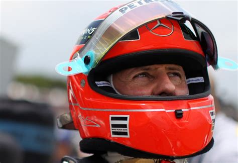 Nuevas revelaciones del accidente de Michael Schumacher ...