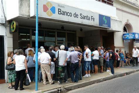 Nuevo Banco de Santa Fe en Argentina aprobará créditos en ...