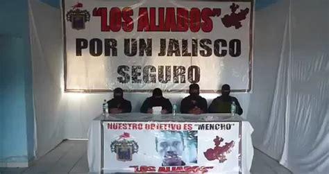 Nuevo cártel Los Aliados aparece en Jalisco   Videos ...