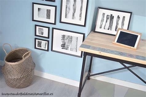Nuevo espacio de trabajo con muebles de Ikea
