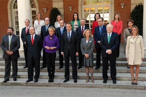 Nuevo Gobierno en España - Juan Sainz de los Terreros