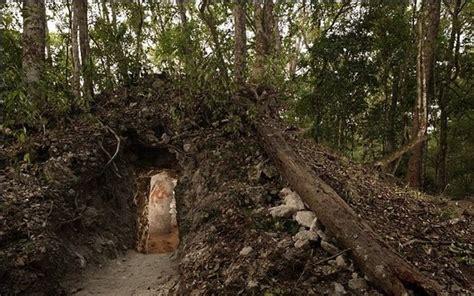 Nuevo hallazgo arqueológico maya derroca la teoría del ...