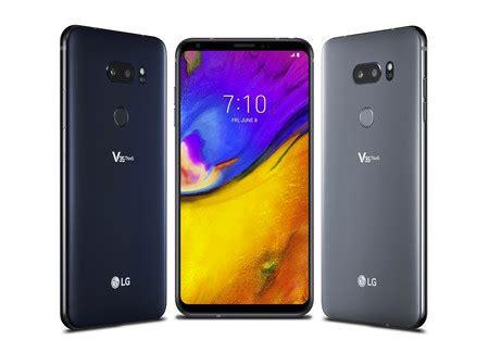 Nuevo LG V35 ThinQ, características, precio y ficha técnica