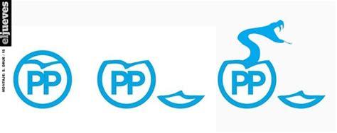 Nuevo logo del Partido Popular