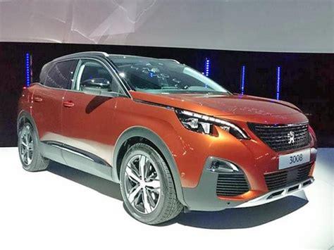 Nuevo Peugeot 3008: La segunda generación - Autocosmos.com
