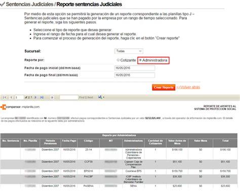 Nuevo reporte para empresas que liquidan planillas J