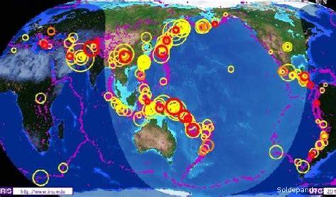 Nuevo terremoto estremeció al Ecuador, hay actividad ...