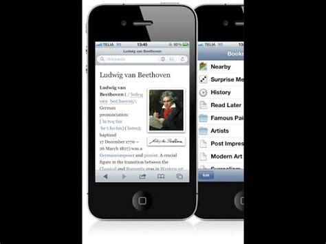 nuevo wikipedia sin internet para ipod/iphone metodo facil ...