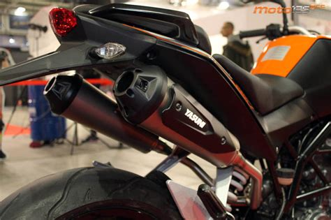 Nuevo Yasuni 4T para KTM Duke 125 | Foro125   Foro de ...