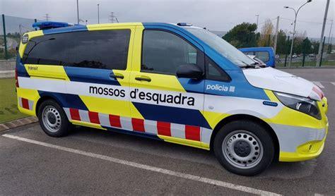 Nuevos colores para coches de Mossos de tráfico   ForoCoches