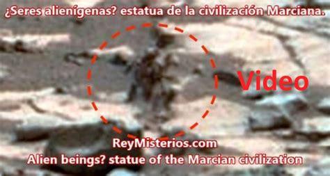 Nuevos descubrimientos en Marte ¿Vida Extraterrestre?