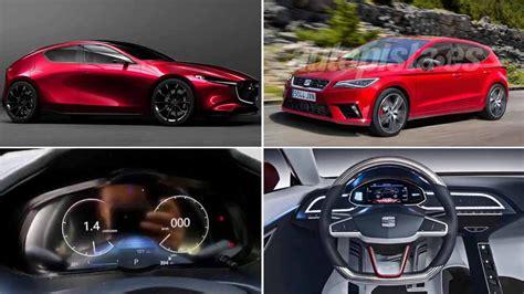 Nuevos Mazda3 y Seat León 2019: ¡a por el Golf VIII ...