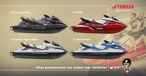 Nuevos modelos de motos acuáticas de Altas Prestaciones de ...