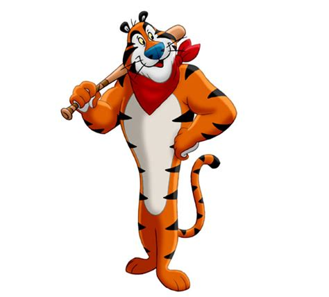 Numba9 Animation: Tony the Tiger Print Ads