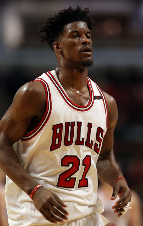 Numbers game: Jimmy Butler posted several statistical ...