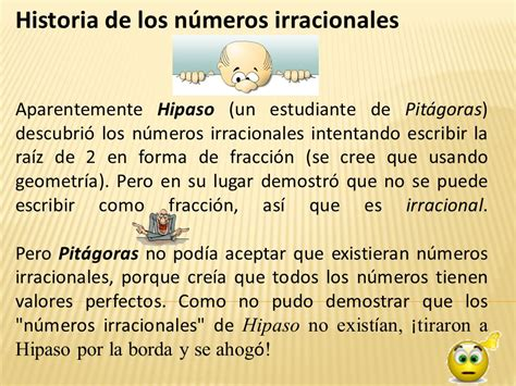 NÚMEROS IRRACIONALES (I) - ppt video online descargar