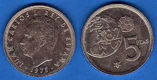 Numismática general: Monedas corrientes valiosas de España