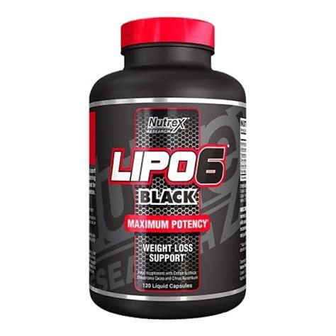 Nutrex lipo 6 black 120 caps emagrecer - CorposFlex