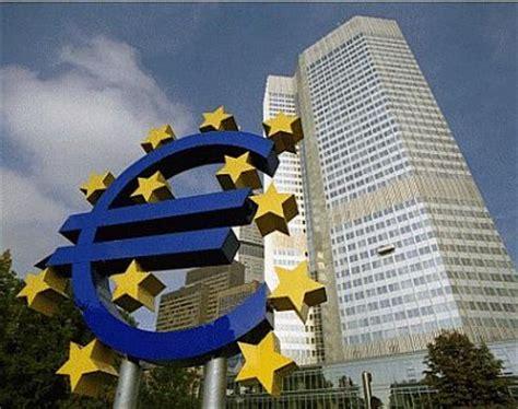 O Banco Central Europeu  Bce  Faz e Desfaz Governos?   O ...