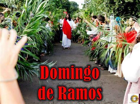 O Domingo de Ramos. | Enchei-vos do Espírito Santo de Deus ...