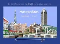 O Leme - Turismo - Holanda - Amesterdão