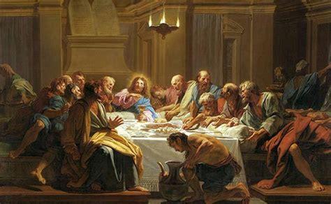 O que aconteceu na Última Ceia? - Opus Dei