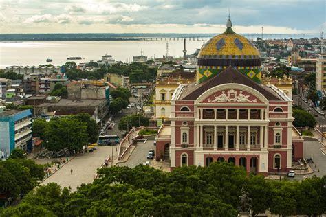 O Teatro Amazonas  Manaus, Brasil    Revista Global Vive ...
