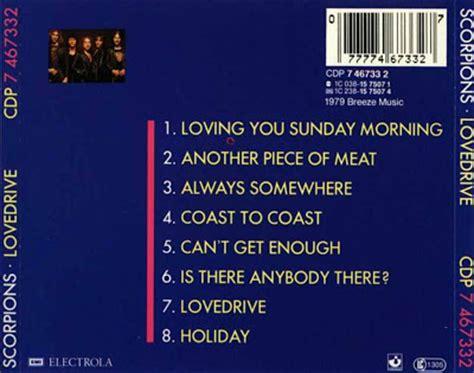 O Z Z M O S I S . . .: Scorpions   Lovedrive  1979