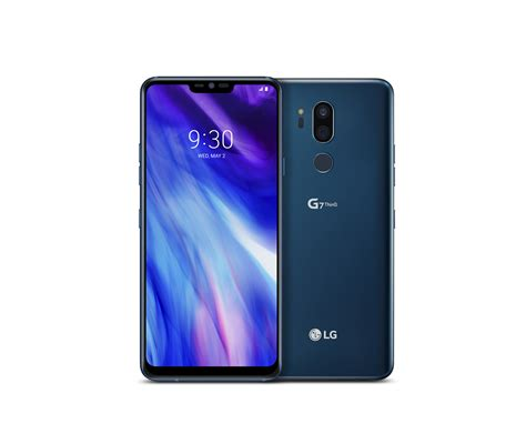 O2 to stock Moroccan blue LG G7 ThinQ   Mobile News Online