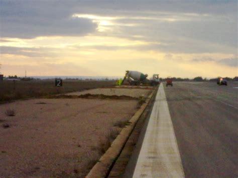 Obra civil aeropuerto Albacete | Areserco Construcciones ...