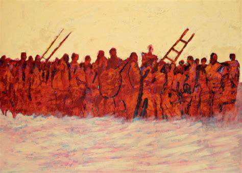 Obra de arte: Multitudes y escaleras 3 Artistas y arte ...