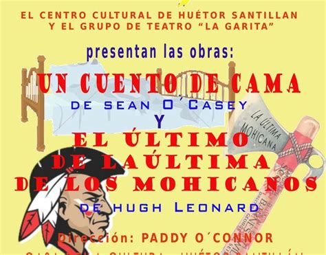 Obras de teatro en Huétor Santillán – Huétor Santillán